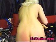 очень красивый секс с блондинкой и круглой попок