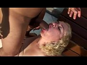 Picture Hairy granny takes a pounding