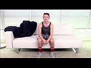 HD - GayCastings Archer Hart is eager to get fucked on casting couch, gay wap sex Video Screenshot Preview 1