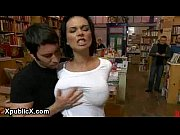 Bdsm busty brunette banged in bookstore view on xvideos.com tube online.