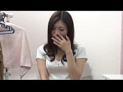horny tall japanese babe toyed and sperm squirts