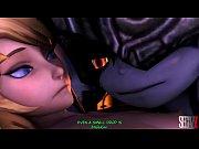 She-Link &amp Ganon
