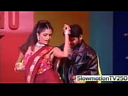 Picture Anjala Jhaveri Boob slip Nipple visible slow...