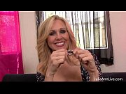 Busty Julia Ann Plays With Nipple Clamps, big nipple Video Screenshot Preview