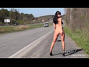 Picture Nude on the road Again