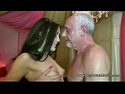 Picture Babe with 60 yr old man at Radlett swingers party