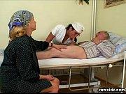 Nubile Nurse Gets...