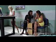girl on girl lesbians sex punishing tape using sex toys video 18