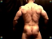 muscular model live show, gay live Video Screenshot Preview