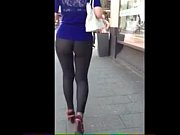 Picture Awesome Candid Video Girl In Tight Ass Yoga...