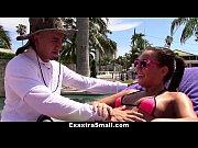 boy pool spanish teases teen petite - Exxxtrasmall