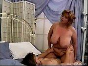 Мама учит сына трахатся в жопу