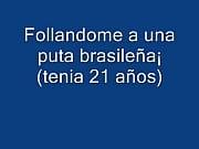 Prostituta brasile&ntilde_a
