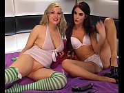 two telephone sex hotties UK TV BigTits