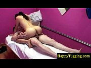 Picture Asian masseur gives him a happy ending