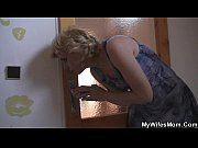 she helps her son in law cum – Porn Video