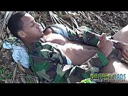 army boy strokes his wood in the woods – Porn Video