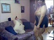 Худющюю девку рвёт негр гигант