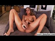 Solo girl insert things in her holes video-05