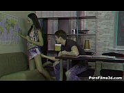 Picture Porn Films 3D - Friends explore each other