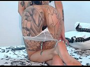 Picture Tatooed pierced sg Young Girl 18+ sg slut pl...