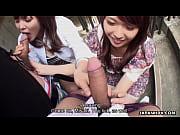 更新!無料エロ動画: 【無修正】【ロリ】階段でロリ娘たちに口射  - YourAVHostの無料エロ動画