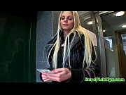 Hot blonde euro babes bj for s