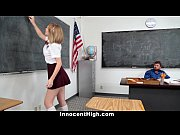 Picture InnocentHigh - Teachers Pet Gets A Creampie