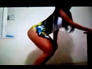 brasilera bailando super sexy!!!