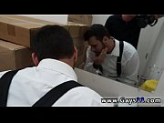 Gay office sex Sucking Dick And Getting Fucked!