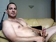 having a good wank and jizz on my chest – Gay Porn Video