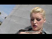 Picture Kimberly Kane is a blonde hottie masturbatin...