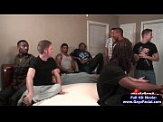 Extreme Bareback Bukkake Gay Parties Video 02