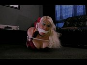 Picture Hogtied blonde