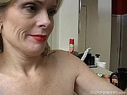 Picture Super sexy older lady is so horny she has to...
