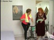 Массажист трахает пациентку видео