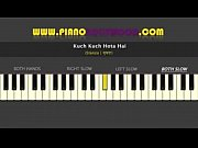 Kuch-Kuch-Hota-Hai-Easy-PIANO-TUTORIAL-Stanza-Both-Hands-Slow - 10Youtube.c