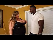 Picture Busty Blonde BBW Veronica Vaughn Cues Up A B...