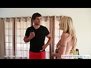 Picture Busty blonde Natasha Star fucks a giant cock