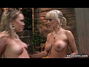 Picture Hottest lesbian blonde action that you will...