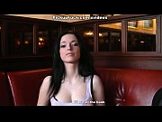 Picture Gorgeous brunette fuck in a cafe in front of...