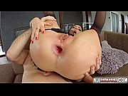 Picture Allinternal busty hottie gets her ass filled...