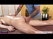 Picture Oiled cutie Alex Chance fucking her masseur
