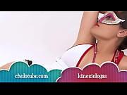 Dulce Kinesiologa de cholotube.com