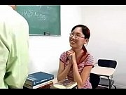 tiny asian student gets...