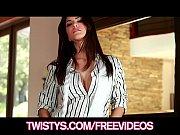 Beautiful brunette Sunny Leone shows off her big-tits view on xvideos.com tube online.
