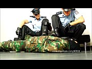 SLAVE UNDER BOOT OF COPS - 063