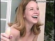 redhead julia from toyteen on sybian