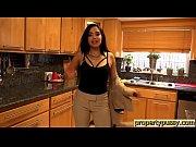 Big ass latina real est...