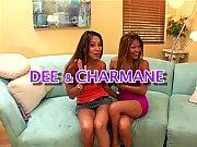Charmane Star and Dee Baker lesbian hookup